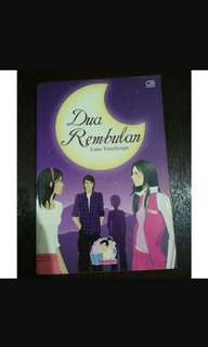 Novel Teenlit Dua Rembulan