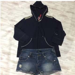hooded jacket by gloria vanderbilt sport