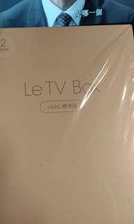 Letv 4k 淨機 已睇唔到片