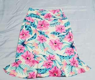 BNWT A&D Flounce Skirt