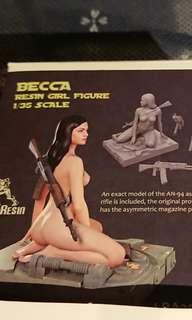 1/35 Scale Becca with Big Gun