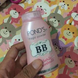 Ponds BB powder