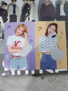 CLEARANCE SALE TWICE PHOTOCARD