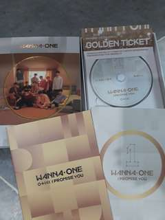 [CLEARANCE SALE!!]WANNA ONE OFFICIAL ALBUM