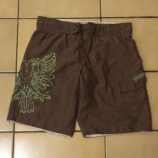 (八成新)Sppedo 海灘褲 童裝 褲子 短褲💮