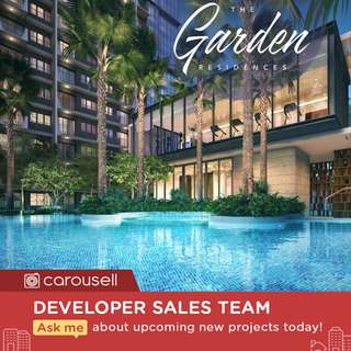 The Garden Residences - Price is out!