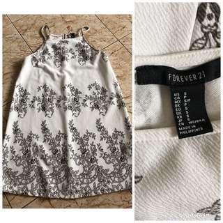 F21 halter dress