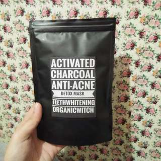 Activated Charcoal Anti-Acne