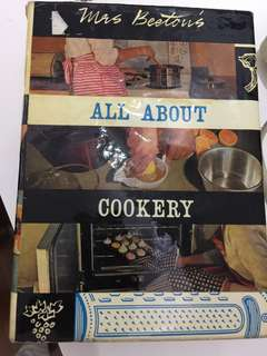 60s cookbook , made in uk