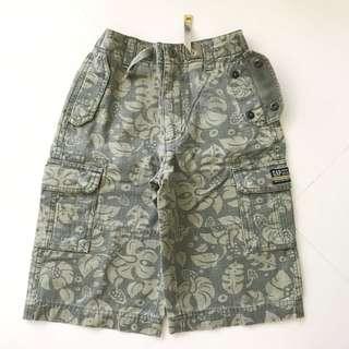 Gap Boys Printed Cargo Shorts