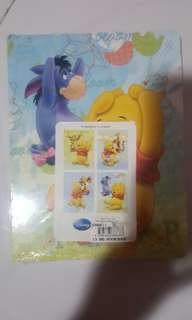 BNIP Pooh Notebook