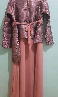 Jubah dress dinner