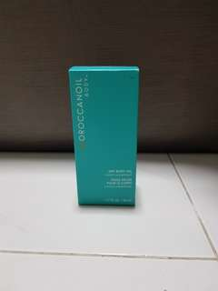 BNIB Moroccan Oil Dry Body Oil 50ml