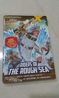 X-Venture Xplorers: Riders Of The Rough Sea