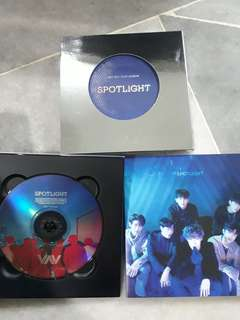 [CLEARANCE SALE!!] VAV SPOTLIGHT ALBUM