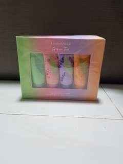BNIB Elizabeth Arden Green Tea Hand Cream Collection