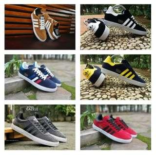Sepatu Casuals Adidas Gazelle Original For Men