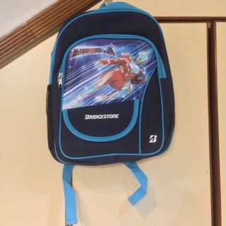 Bridgestone Small School Bag #nogstday
