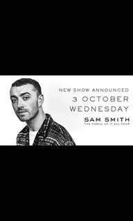 SAM SMITH - The Thrill of It All!