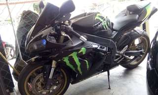 2008 R1 🇸🇬 SG bike , TIPTOP Condition , Never missed service, well maintained bike, GPR Exhaust. Sounds very good!! Cash Only: rm 18.5k
