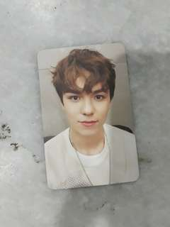 [CLEARANCE SALE!!!] SEVENTEEN VERNON OFFICIAL PHOTOCARD