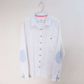 H&M White Polo