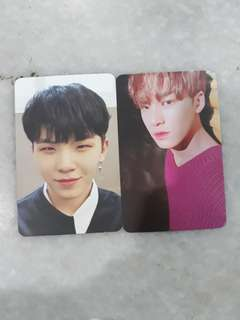 [CLEARANCE SALE!!!] SEVENTEEN OFFICIAL PHOTOCARD