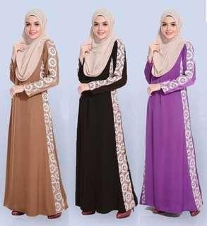 Tilani Abaya Dress