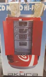 可口可樂CD MICRO HI-FI CAN
