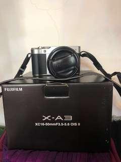 Fujifilm xa-3 💖RUSH💖with freebies