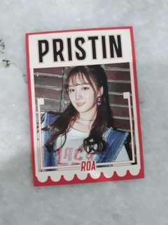 [CLEARANCE SALE!!!] PRISTIN ROA