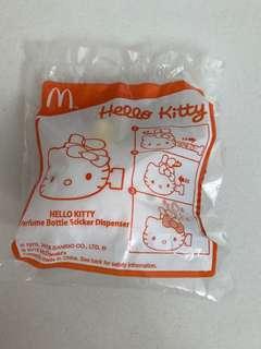 Mainan happy meal hello kitty
