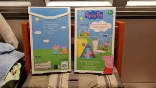 Peppa Pig & George Pig Party Pack for 10 kids children