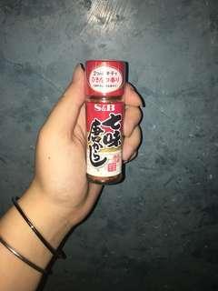 🚚 日本唐辛子調味粉✨