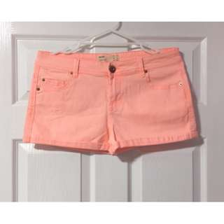 Cotton On Denim Shorts - Size 12