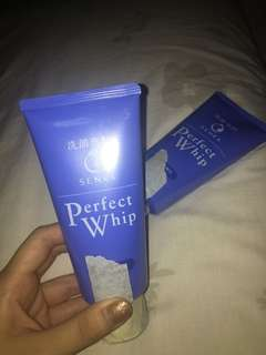 Perfect Whip Facial Wash