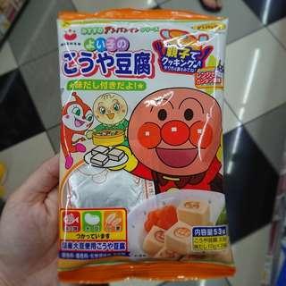 麵包超人 豆腐 53g