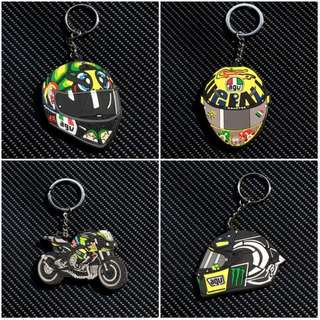The Doctor 46 Rossi Valentino AGV Keyring