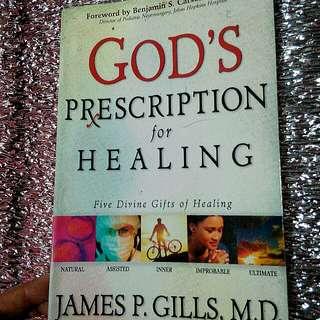 God's Prescription for Healing