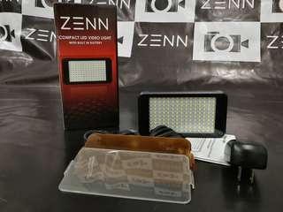 ZENN Professional LED with built in battery