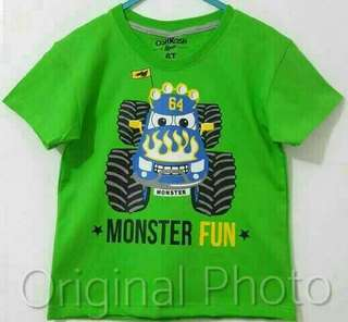 KAOS ANAK MONSTERFUN 1-6