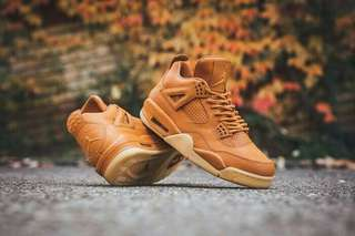 Nike Air Jordan IV 4 Ginger Brown PK Original Perfect Kicks