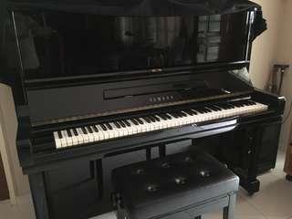 Yamaha piano U3 Japan Made