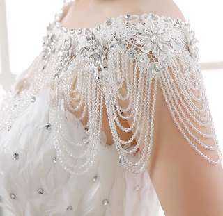 Bridal Shoulder Accessories