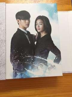 「來自星星的他」 韓版導演版全劇DVD
