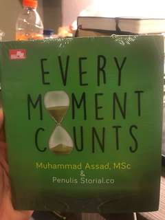 Every moment counts by Muhammad Assad