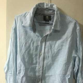 Timberland短袖襯衫XL/TG