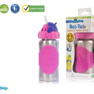 LATEST MODEL Hot-Tot 9oz Insulated Toddler Bottle - Pacific Baby