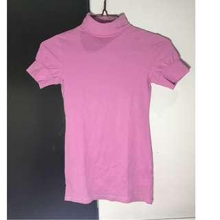 Turtle neck Shirt