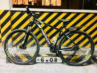 Mountain Bike Large Upgraded Merida